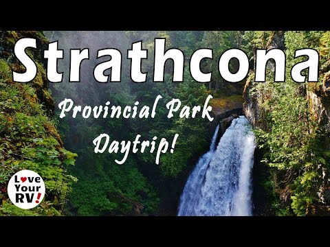 Day Trip to Strathcona Provincial Park on Vancouver Island, BC