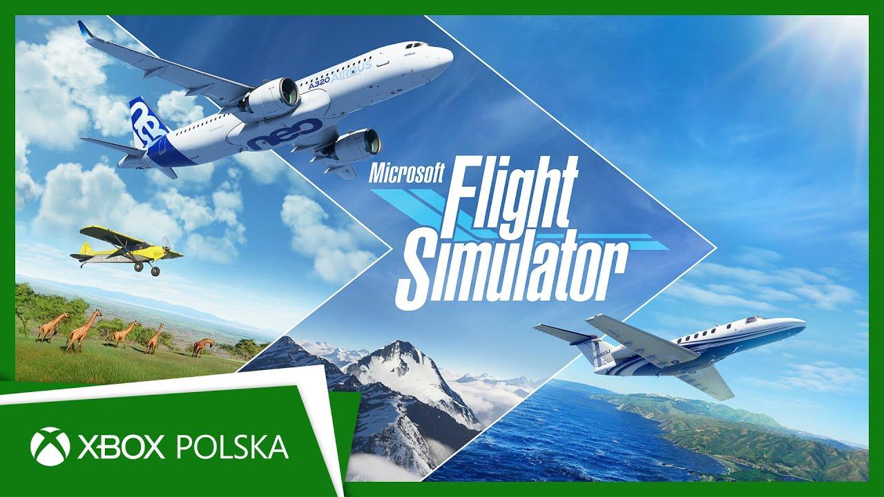 Microsoft Flight Simulator - Zamów przedpremierowo | Xbox
