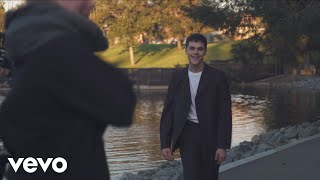 AJ Mitchell - Behind the Scenes of All My Friends