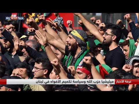 ميليشيا حزب الله وسياسة تكميم الأفواه في لبنان