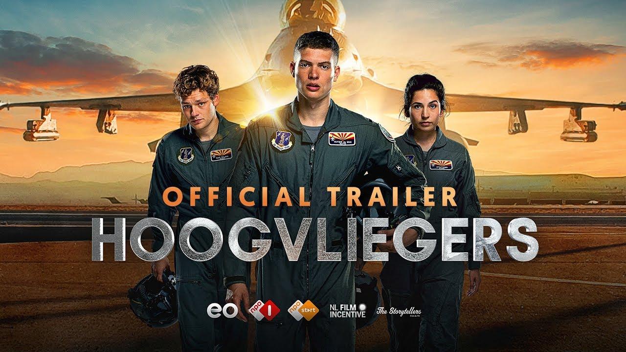 Hoogvliegers | Official Trailer | vanaf 11 januari 21.35 uur | NPO 1 en NPO Start