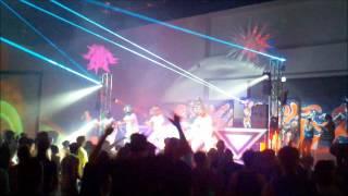 DJ Icey & Big Nazo @ Space Jam 2011