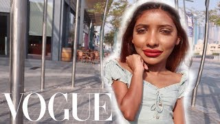 73 Questions with anncy. a vogue parody.