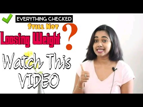 WHY YOU ARE NOT ABLE TO MAINTAIN YOUR DESIRED WEIGHT OR NOT GETTING RESULTS || WEIGHT LOSS SAGA |||