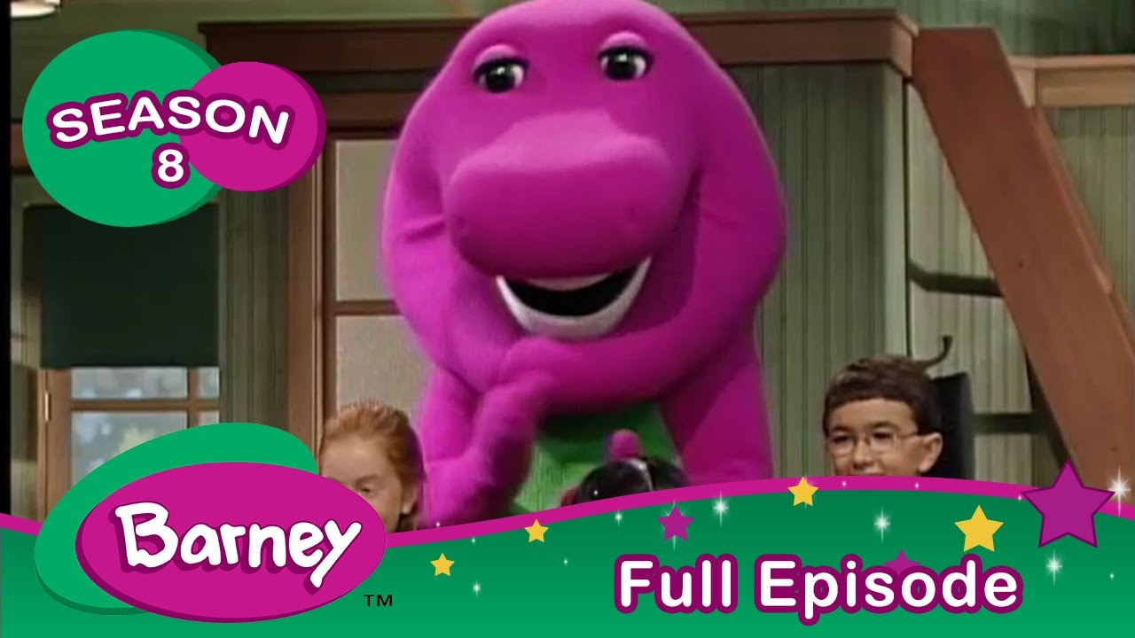 Barney   It's Showtime!   Full Episode   Season 8