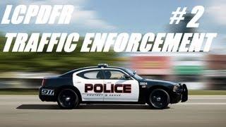LCPDFR - Traffic Enforcement Day #2 Litter bugg!