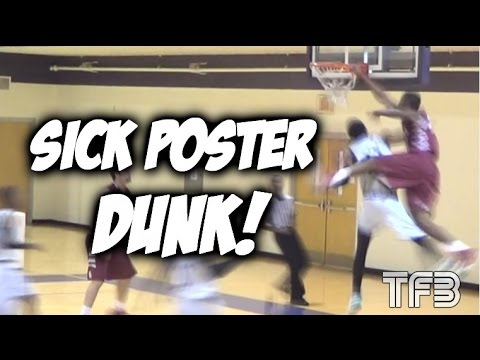 Phillip Rankin Delivers a Filthy JUCO POSTER DUNK! #SCtop10