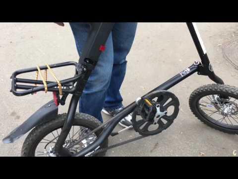 21.05.2017 / Влог / Удивительный велосипед STRIDA / Поздравление с днём рождения / Новая игрушка