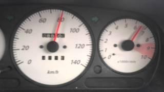 ムーヴカスタム 加速 0-120km/h
