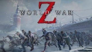🔴瘋狂的人繼續嘗試瘋狂難度!!  -- //World War Z//