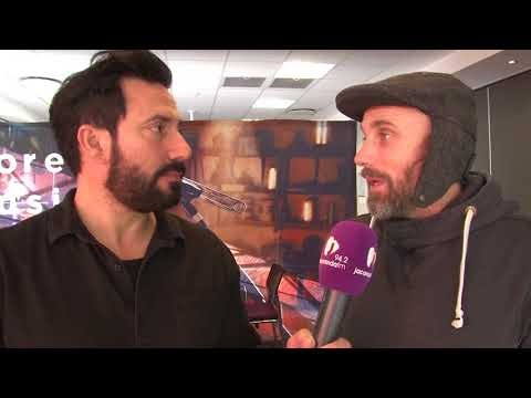 Martin Bester chats to the Parlotones about Jacaranda Day