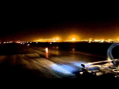 Kuwait International Airport Runway Rubber Removal
