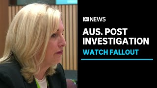 Australian Post to be investigated over purchase of luxury watches for executives | ABC News