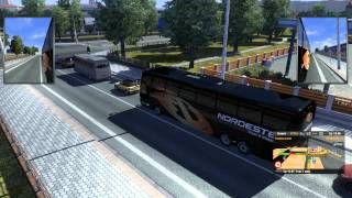Пассажирский мод для Euro truck simulator 2(, 2015-02-07T14:32:37.000Z)