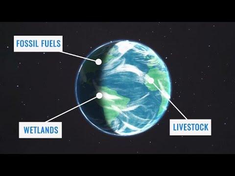 NASA Models Methane Sources, Movement Around Globe