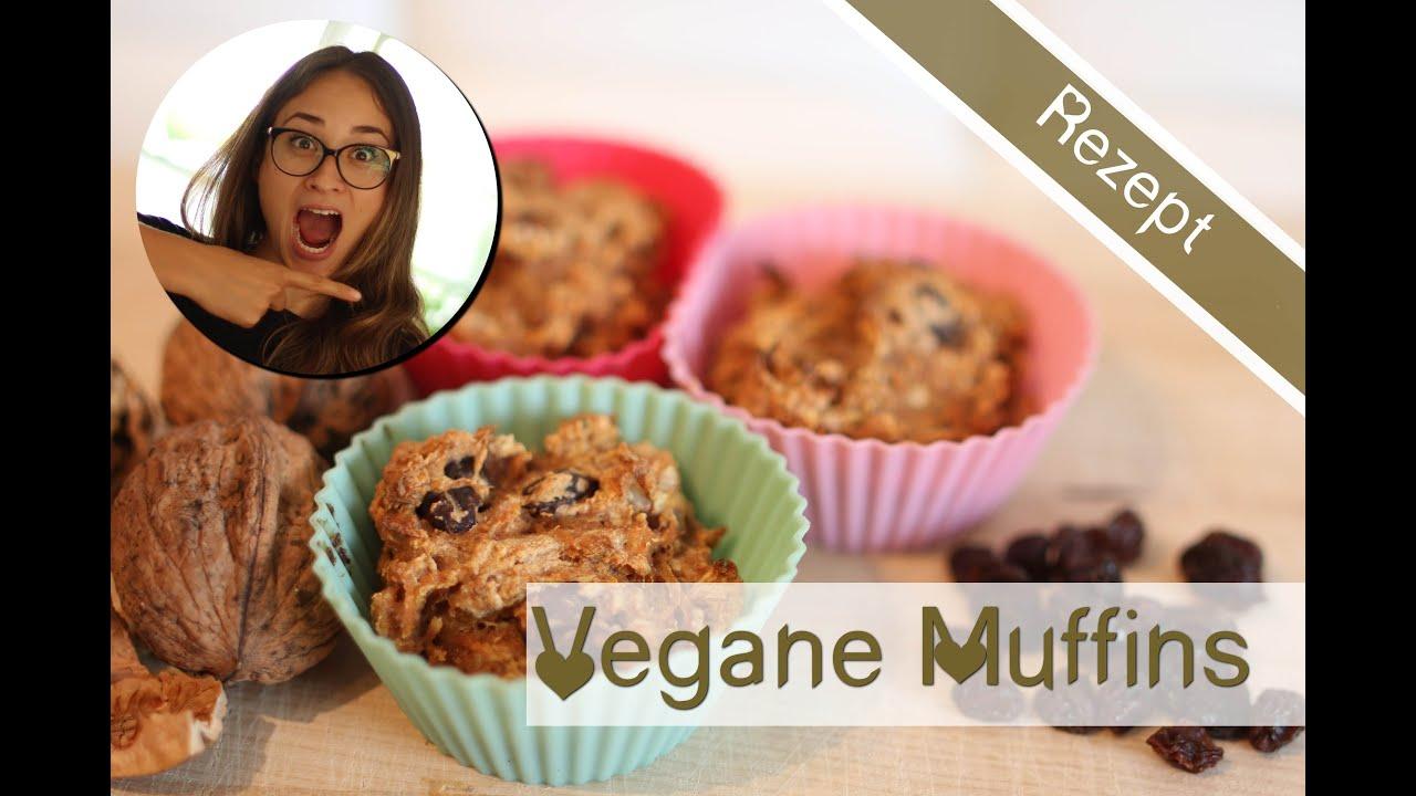 vegan backen rezept f r gesunde muffins snack nachtisch zum abnehmen wenig kalorien. Black Bedroom Furniture Sets. Home Design Ideas