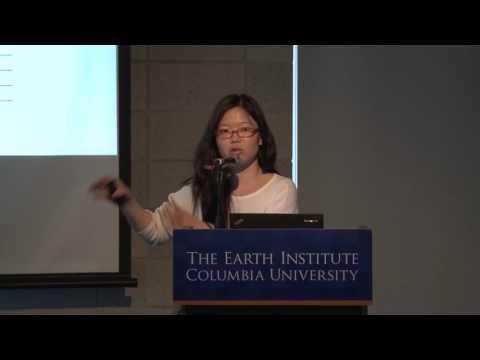 Spring 2017 Earth Institute Fellows Symposium