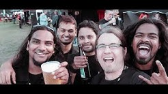 Against Evil - Gods of Metal (European Tour Video)