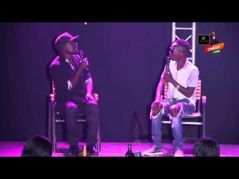 Alex Muhangi 2016 Presents Comedy Store - JAJJA RONIE & DICKHANIO