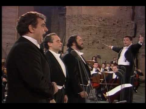 MEDLEY (HQ) Pavarotti - Domingo - Carreras / The Three Tenors