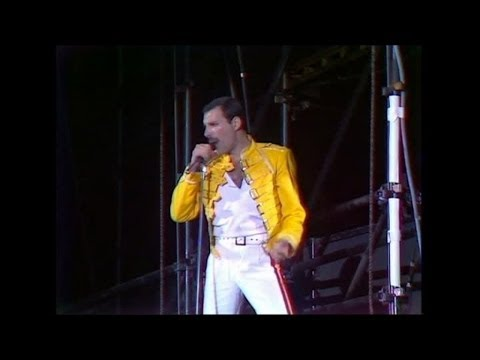 Queen - A Kind Of Magic (Live At Wembley Stadium, Friday 11 July 1986) mp3