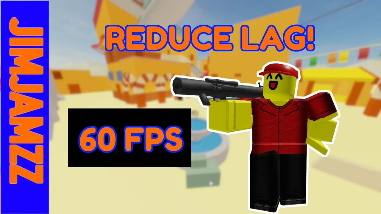 How to Reduce Lag in Arsenal Roblox Arsenal YouTube