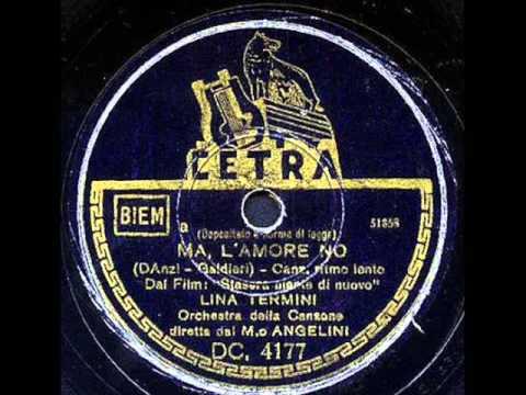 Lina Termini. Ma l'amore no