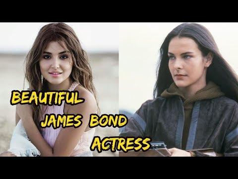 Most Beautiful James Bond Movies Actress 2018   Hollywood STars