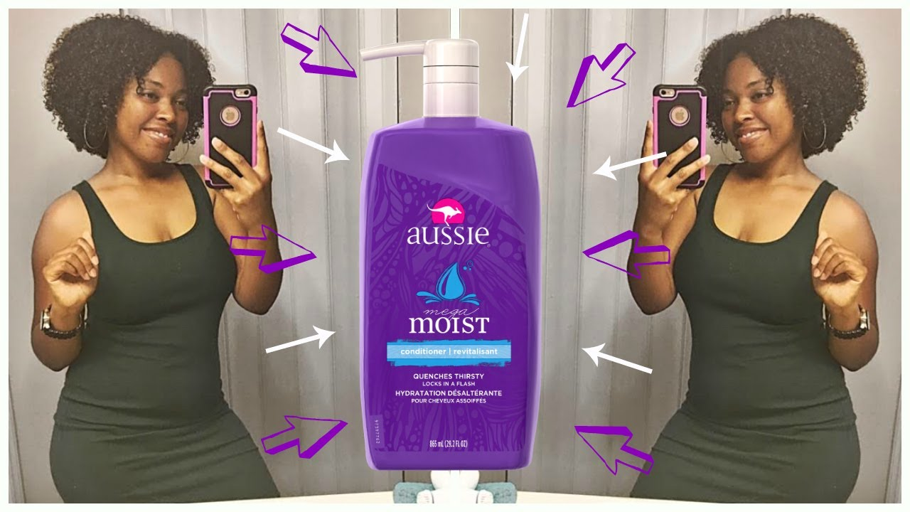 Aussie moist conditioner natural hair