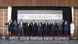 President Xi Jinping calls for building open economy in Asia-Pacific