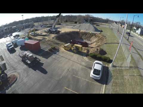 Innovatech Drone @ La Chiquita Market