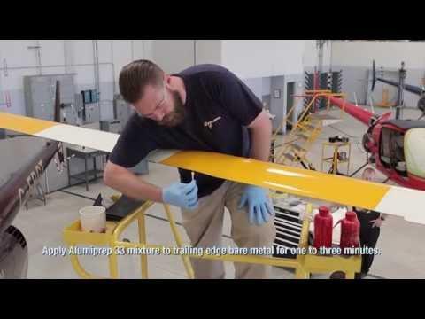 Main Rotor Blade Modification Tutorial
