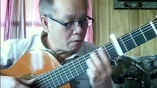 Phượng Hồng (Vũ Hoàng - thơ: Đỗ Trung Quân) - Guitar Cover by Bao Hoang