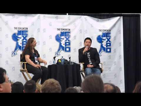 Edmonton Comic Expo 2013: Garrett Wang (ST:VOY) Part 1