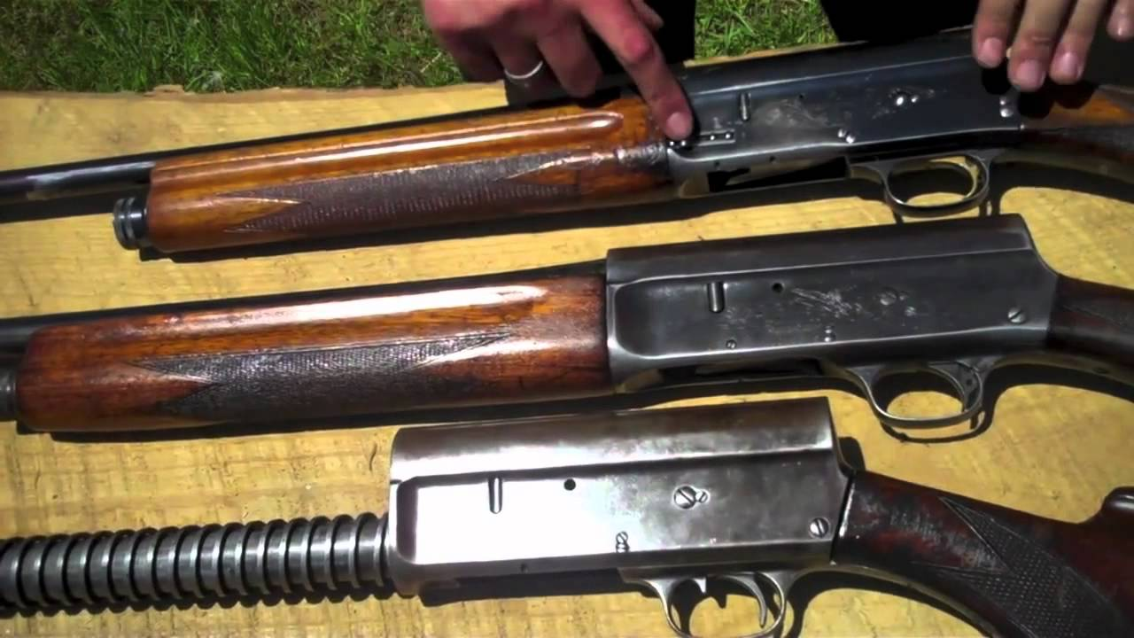 Browning A5 Review History And Variety Youtube
