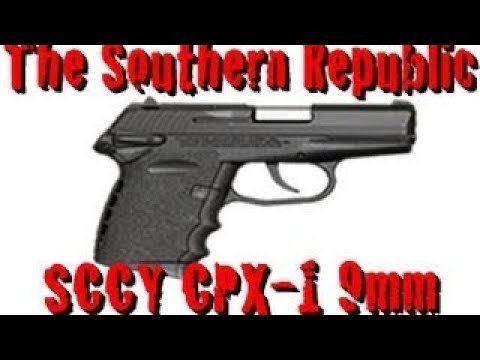 SCCY CPX 1 Second Generation