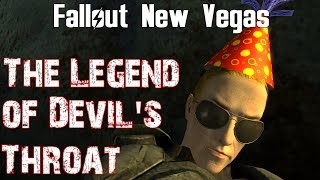 Fallout New Vegas- The Legend of the Devil