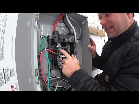 CLOSE CALL POWER MISTAKE! (Generator Backup Installation)