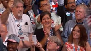 Presidential Nominee Hillary Clinton Acceptance Speech at DNC 2016