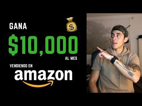 Como Vender En Amazon   Paso a Paso Como Vender En Amazon y Ganar $10,000 Al Mes {FÁCIL}