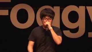 Beatboxing to break the language barrier | Chip Han | TEDxFoggyBottom