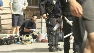 Euro 2016: retour sur les violents affrontements à Marseille entre supporters