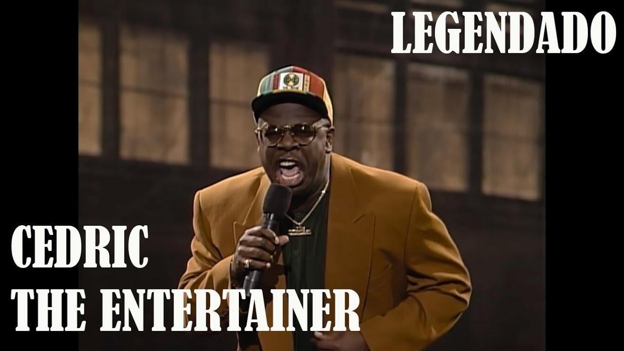 Cedric the Entertainer - Def Comedy Jam (Legendado )