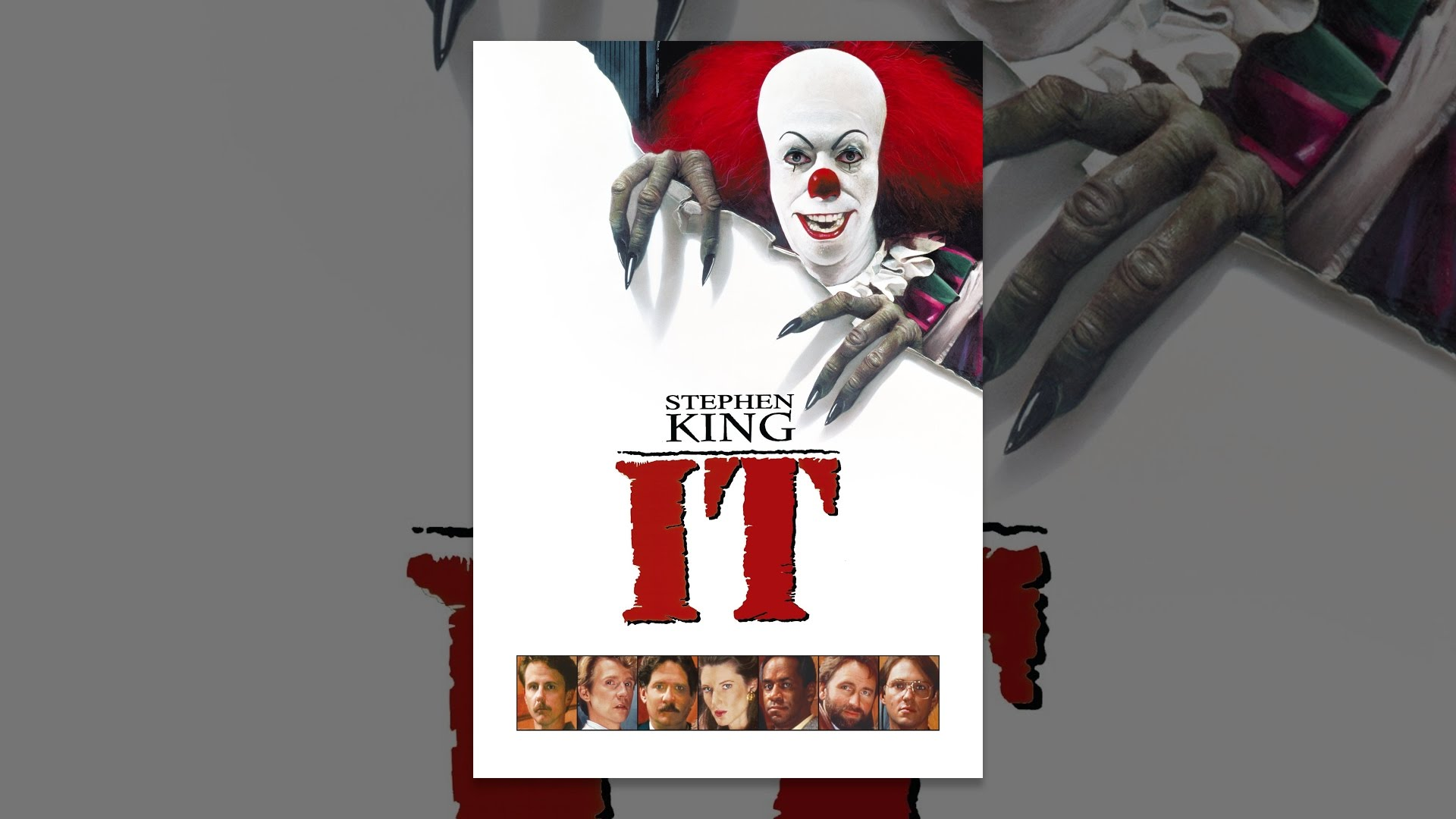 Stephen King S It Youtube