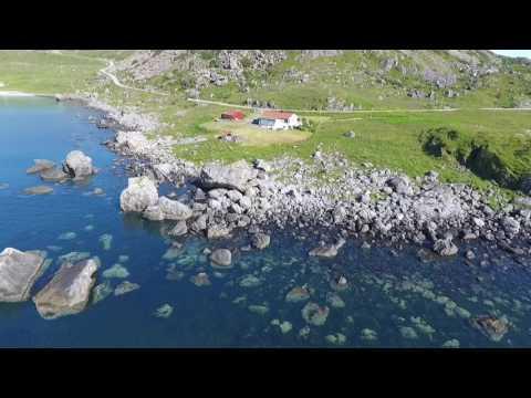 Sandvika i Bø i Vesterålen, vårt lille paradis😍