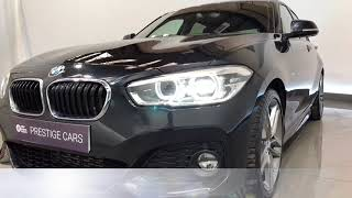 BMW 1 Series 2.0 120d M Sport Sports Hatch Sport Auto