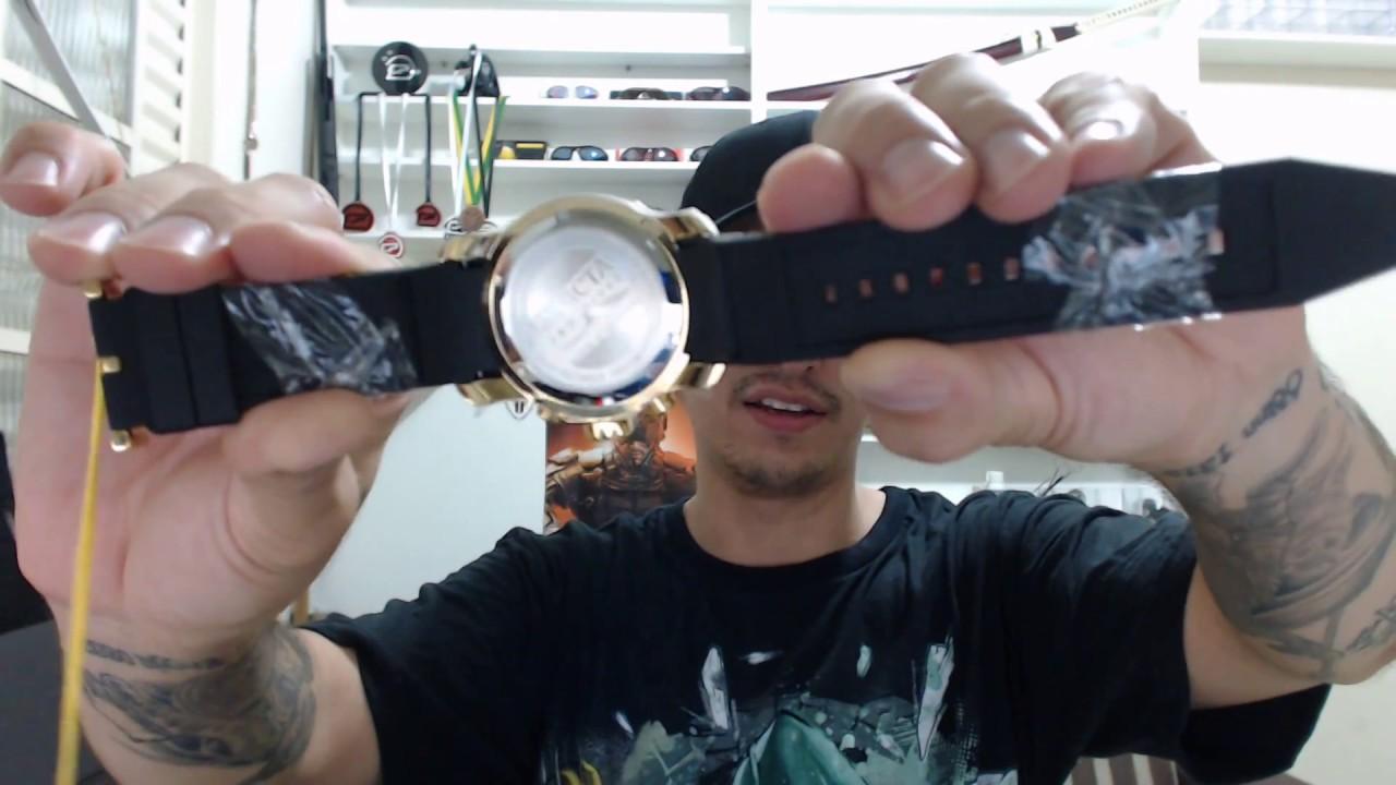 5ae65ecaa5a UNBOXING  Relógio Invicta Pro Diver 6981 !!! (Português PT-BR) - YouTube