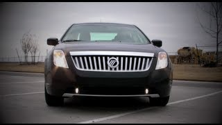 Mercury Milan Hybrid 2010 Videos