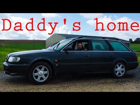 1er tour de roues en Audi S6!