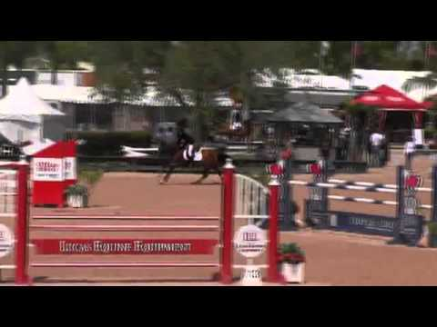 Video of UNICUM VAN'T MEERDAALHOF ridden by ANNE GARDNER from ShowNet!